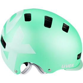 UVEX hlmt 5 Bike Pro Kask rowerowy, mint mat